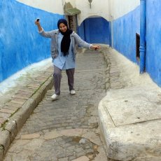 La gaité ! Rabat - Maroc © Arnaud Galy