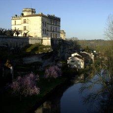 Le Château de Bourdeille - 20 km © Arnaud Galy