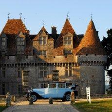 Le château de Monbazillac (Bergerac) - 90 km © Arnaud Galy