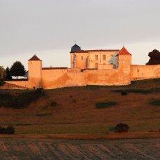 Le château de Villebois-Lavalette - 25 km © Arnaud Galy